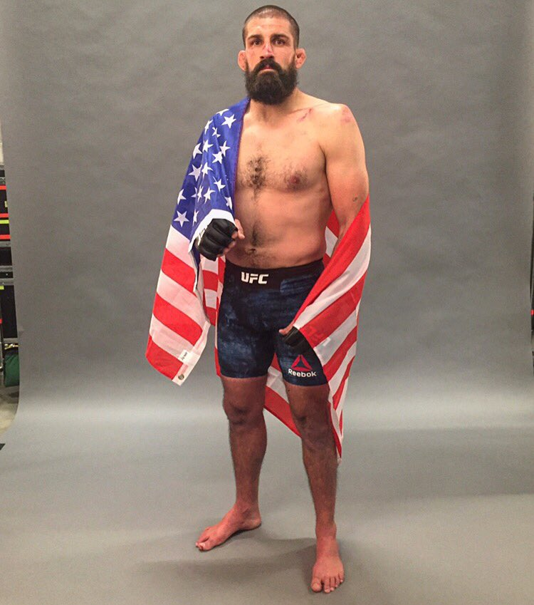 It's time!!!! ( @brucebufferufc voice ) Fight news coming soon!