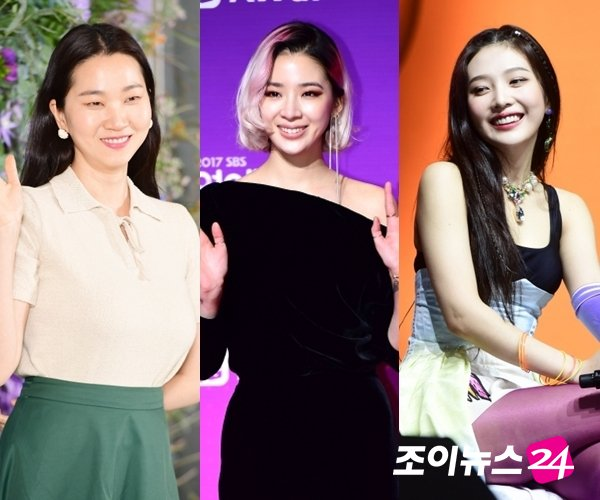 Jang Yoon Ju, Irene Kim, and Red Velvet Joy will guest on
