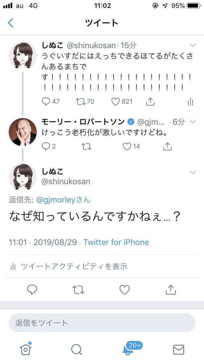 ぬこ twitter し