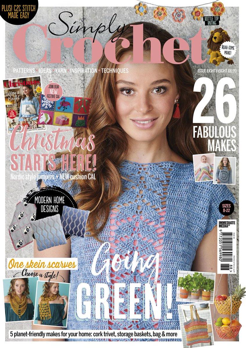 Love Crochet - July 2019 - Free PDF Magazine download   1199x848
