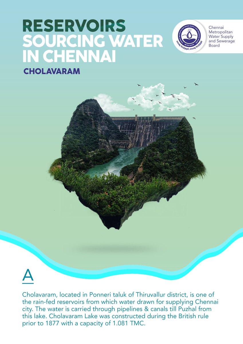 Chennai Metro Water (@CHN_Metro_Water)   Twitter