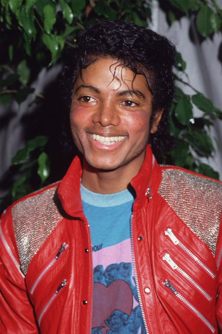 Happy Birthday Michael Jackson, King of pop. Legends live forever.  61 Today.