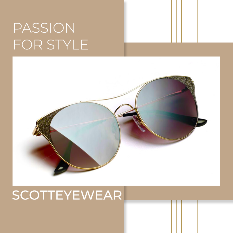 Add a little sparkle to your everyday look with these Scott Sunnies.  #ISeeYou #ScottSunnies #Spotted #Scotted #SpotTheScott #BondOverScott #ScottTheSun #AnilKapoor #SonamKapoor #scotteyewear