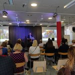 Image for the Tweet beginning: Kalevi Ekman, Head of Aalto