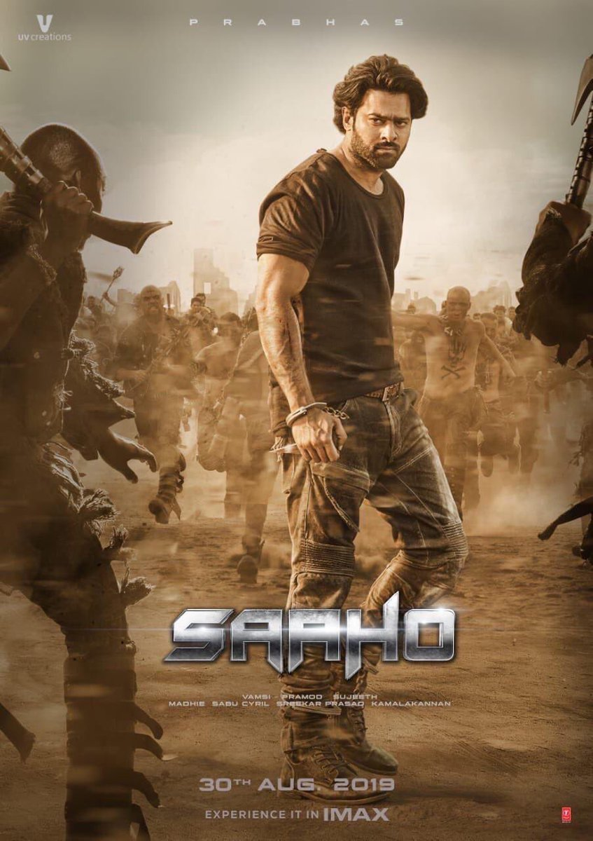 Predict #Saaho First Day Telugu Collections and Win 1000 Rupees Paytm voucher.   Note : Only people who follow us and retweet this tweet will be considered while finalizing the winner.  #SaahoInCinemas  #SaahoOnAugust30 <br>http://pic.twitter.com/b3H1PwwRYg