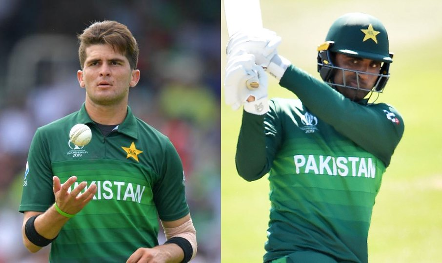 Shaheen Shah Afridi and Fakhar Zaman rise in latest ICC ODI Rankings