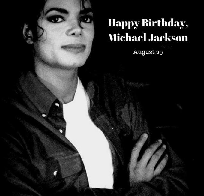 He was such a beautiful human being, inside and out Happy Birthday Michael Jackson