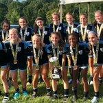 Image for the Tweet beginning: Delaware FC 2005 Girls Crowned