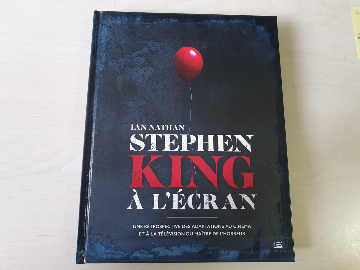 Stephen King France Emilie On Twitter J Ai Recupere Un