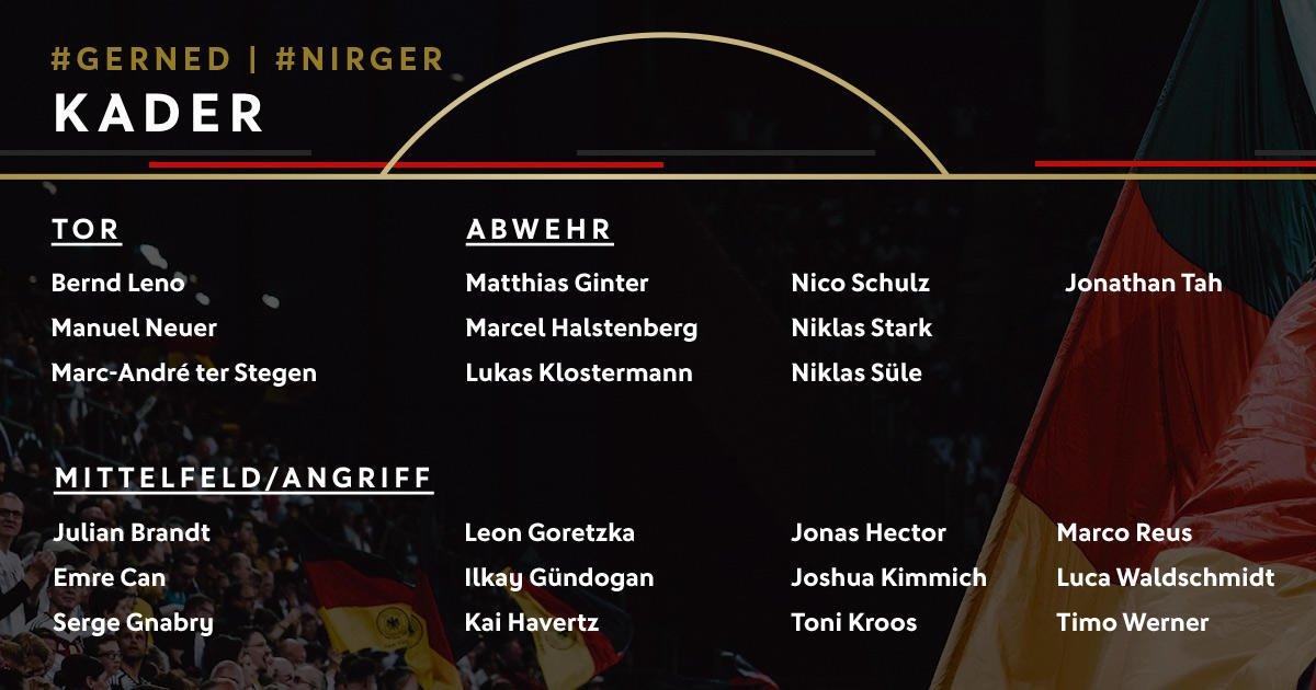 DFB-Team: Bundestrainer Joachim Löw nominiert erstmals Waldschmidt, Draxler nicht dabei
