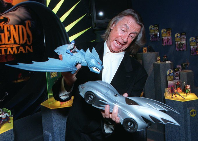 HAPPY BIRTHDAY JOEL SCHUMACHER - director - 29. August 1939.  New York City, New York, USA