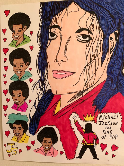 Today is the king of pop birthday Michael Jackson happy birthday