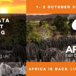 Image for the Tweet beginning: @katalystdm is exhibiting at AFRICA