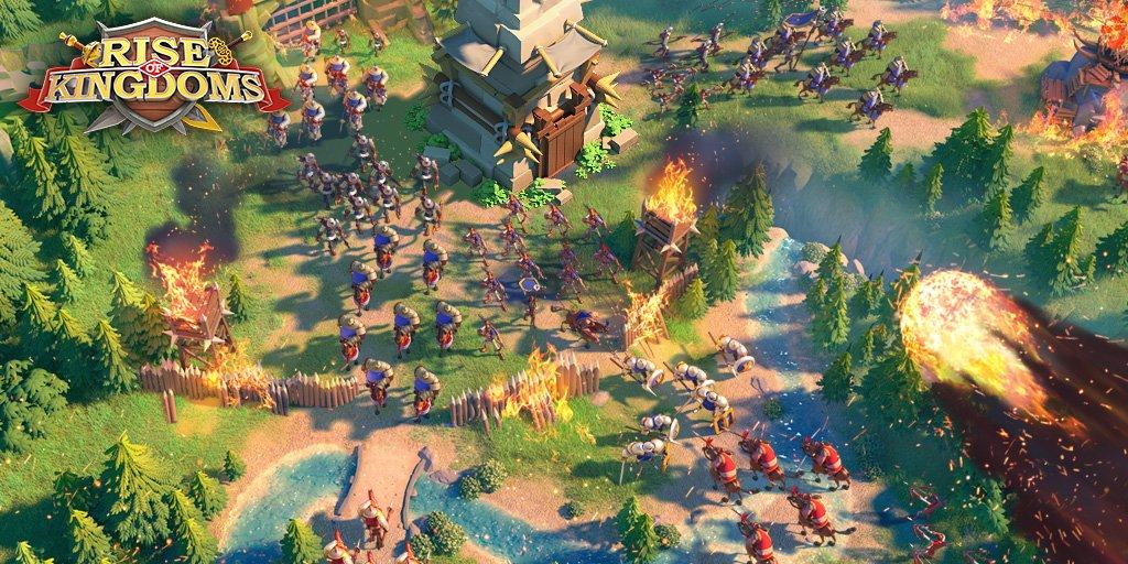 Rise of Kingdoms (@riseofkingdoms)   Twitter