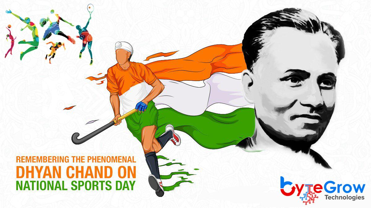 Being healthy and fit isn't a fad or a trend, it's a lifestyle - Happy National Sports Day! https://bit.ly/2JZpmg2  #NationalSportsDay #NationalSportsDay2019 #Beingsporty #healthylifestyle #HealthyLiving #HealthyNation #OneNation #DhyanChand #Hockey #HockeyStickpic.twitter.com/GoxZzUKcTy
