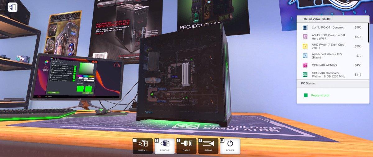 PC Building Simulator (@PCBuildingSim) | Twitter