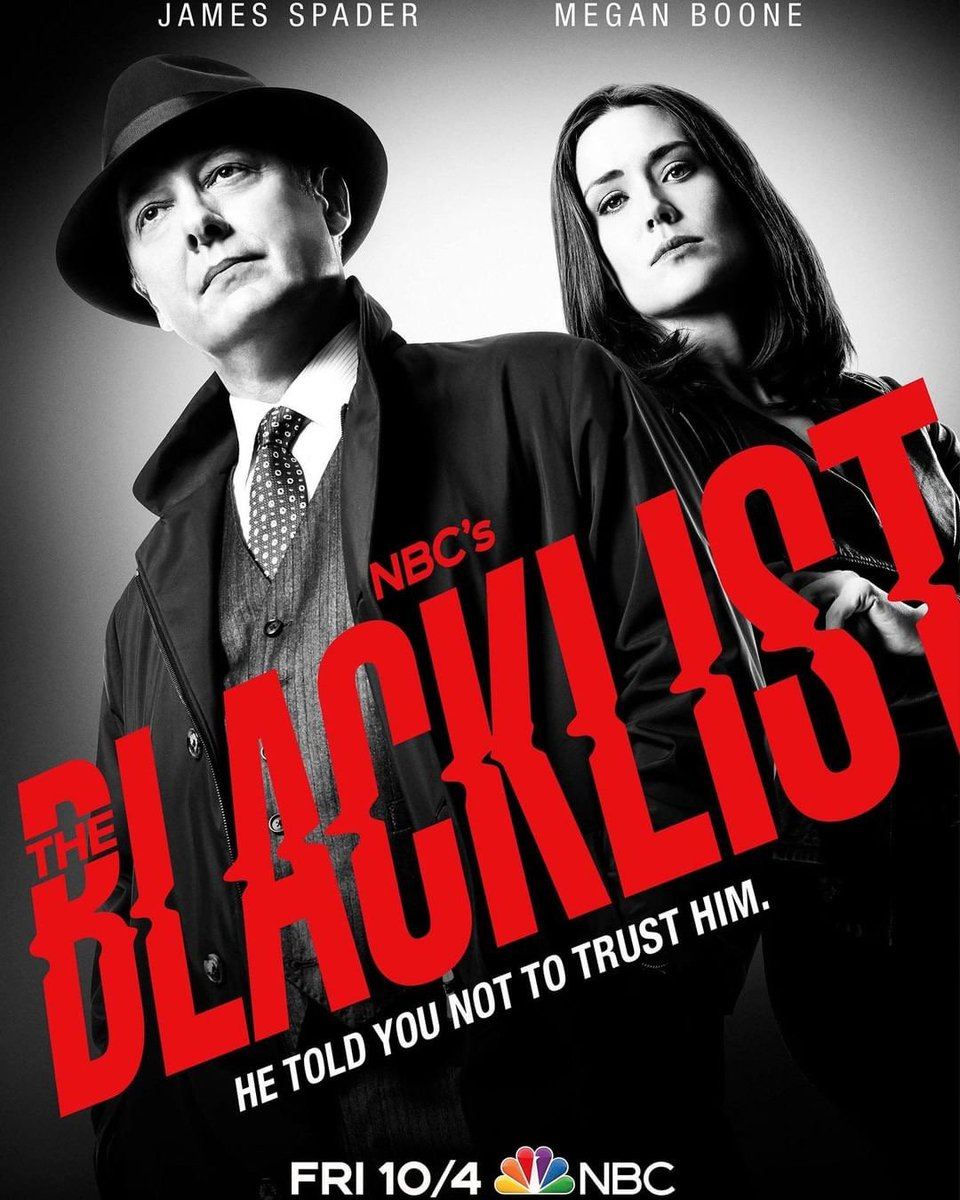 The only thing that matters to us is our Red! #TheBlacklist @NBCBlacklist