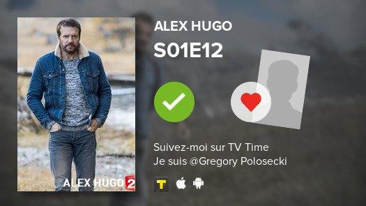 I've just watched episode S01E12 of Alex Hugo! #alexhugo    #tvtime  https:// tvtime.com/r/19Gl0    <br>http://pic.twitter.com/V2Yk9Zq1L7
