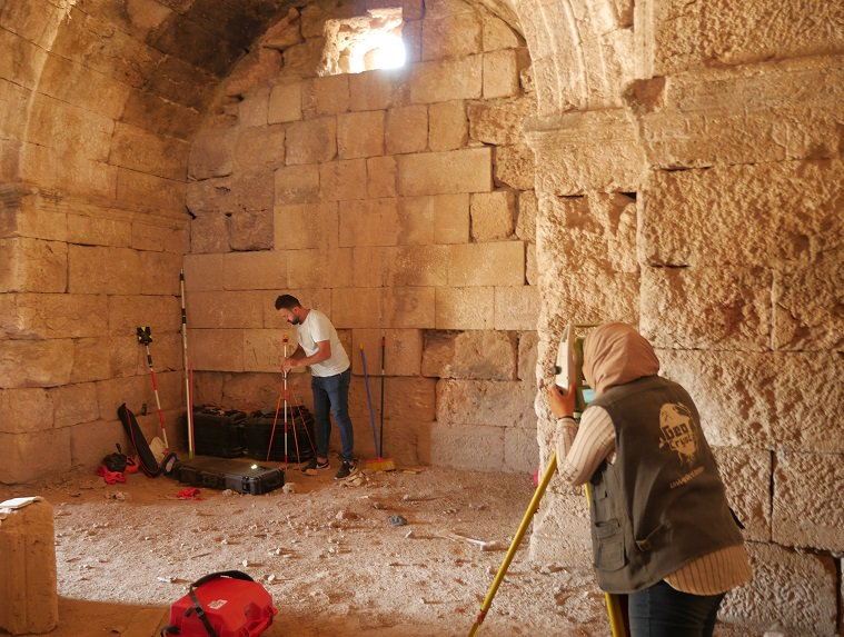 """⭕️ Technical University Berlin launched """"Training Course on Post-Conflict Recovery of Cultural Heritage"""" in Amman & Beirut 1st part of the course was conducted within the framework of the """"Zero Hour"""" project in July 2019 ℹ️ archernet.org/2019/08/28/tra… ℹ️ archaeologyin.org"""