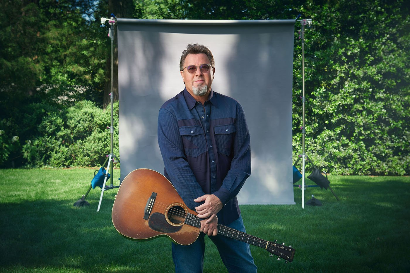 vince gill. okie