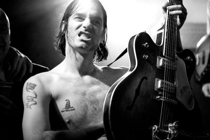 Happy birthday Anton Newcombe! If you want to see a great rock documentary, check out  the feature Dig!