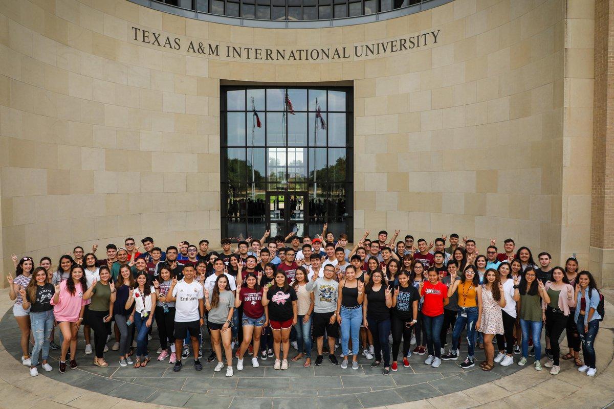 Texas A&M International University (@txamiu) | Twitter