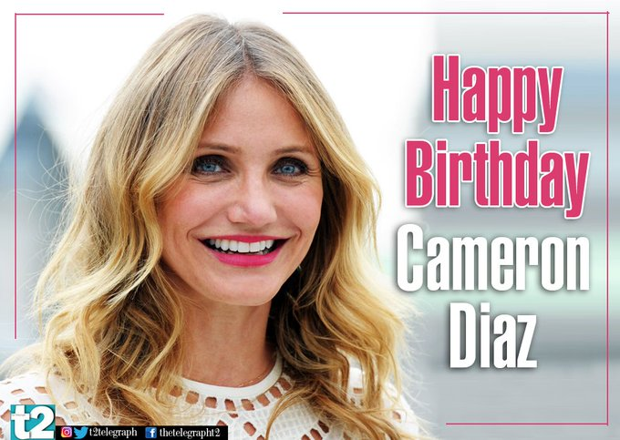 She s sexy, sassy and more! There s something about Cameron Diaz! Happy birthday!