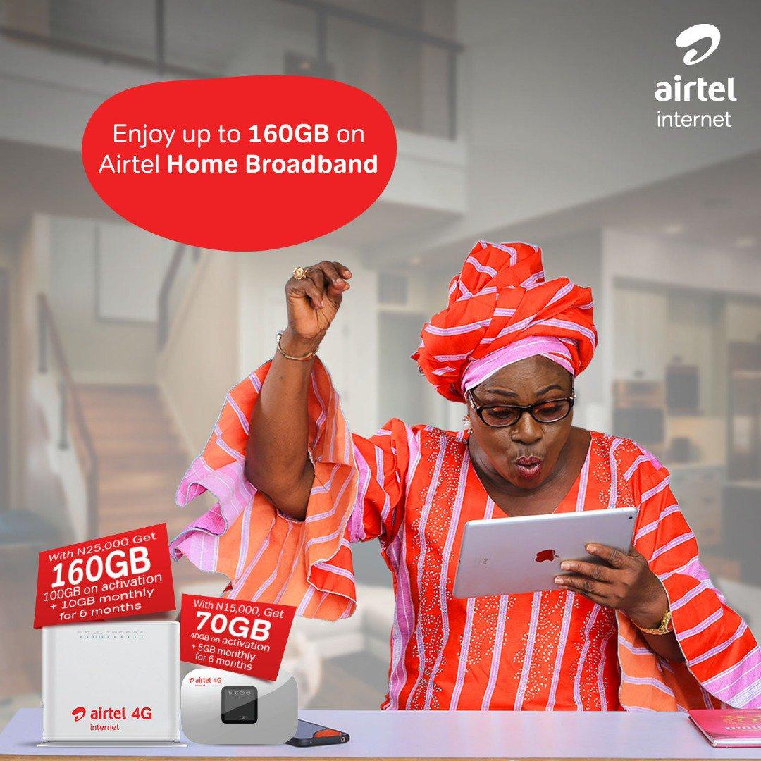 Airtel Nigeria (@AirtelNigeria)   Twitter