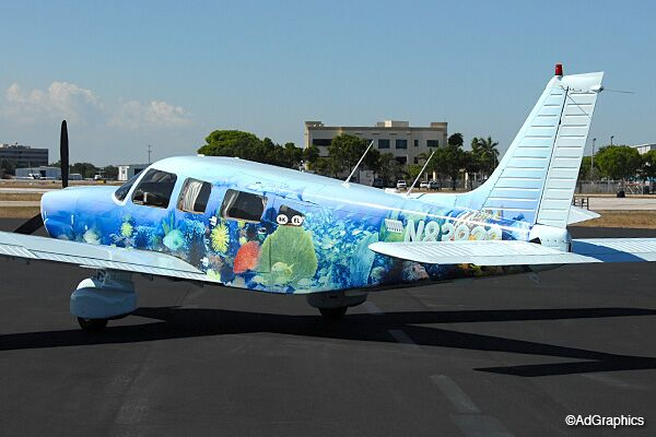 Aircraft vinyl is highly specialized and formulated to withstand extreme temperature changes in ascents and descents. This vinyl has tiny holes which allows for fuselage pressure changes which prevents the vinyl from coming off. https://t.co/ibcFX6Mr4K  #AirplaneGraphics https://t.co/S3T5D2z6yJ