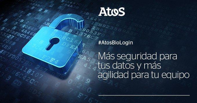 ⚠️¿Conoces los beneficios de Atos BioLogin?🤔 Más seguridad para tus datos -autenticaci�...