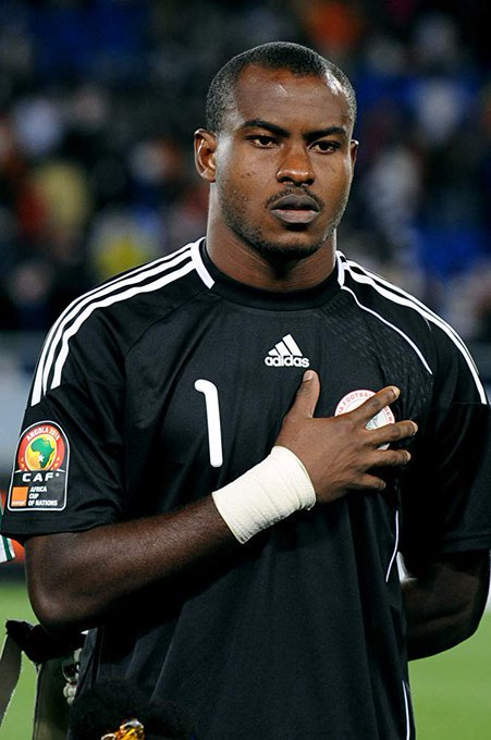 Happy birthday to former Super Eagles Capt and goal keeper! Vincent Enyeama