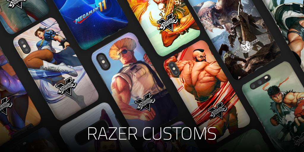 Razer Customs: Phone Case - Custom