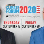 Image for the Tweet beginning: .@chrislhayes and @AliVelshi will moderate