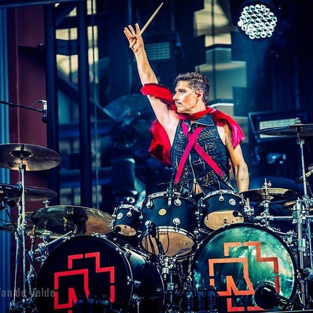 Christoph schneider rammstein Rammstein Drummer