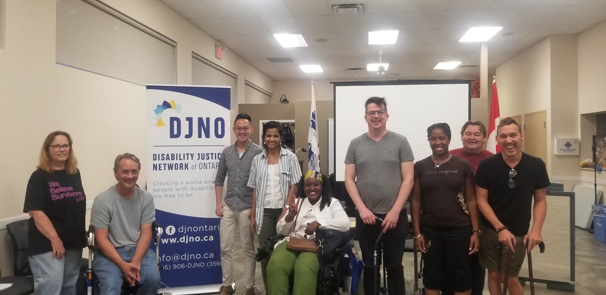 Disability Justice Network of Ontario (@djnontario) | Twitter