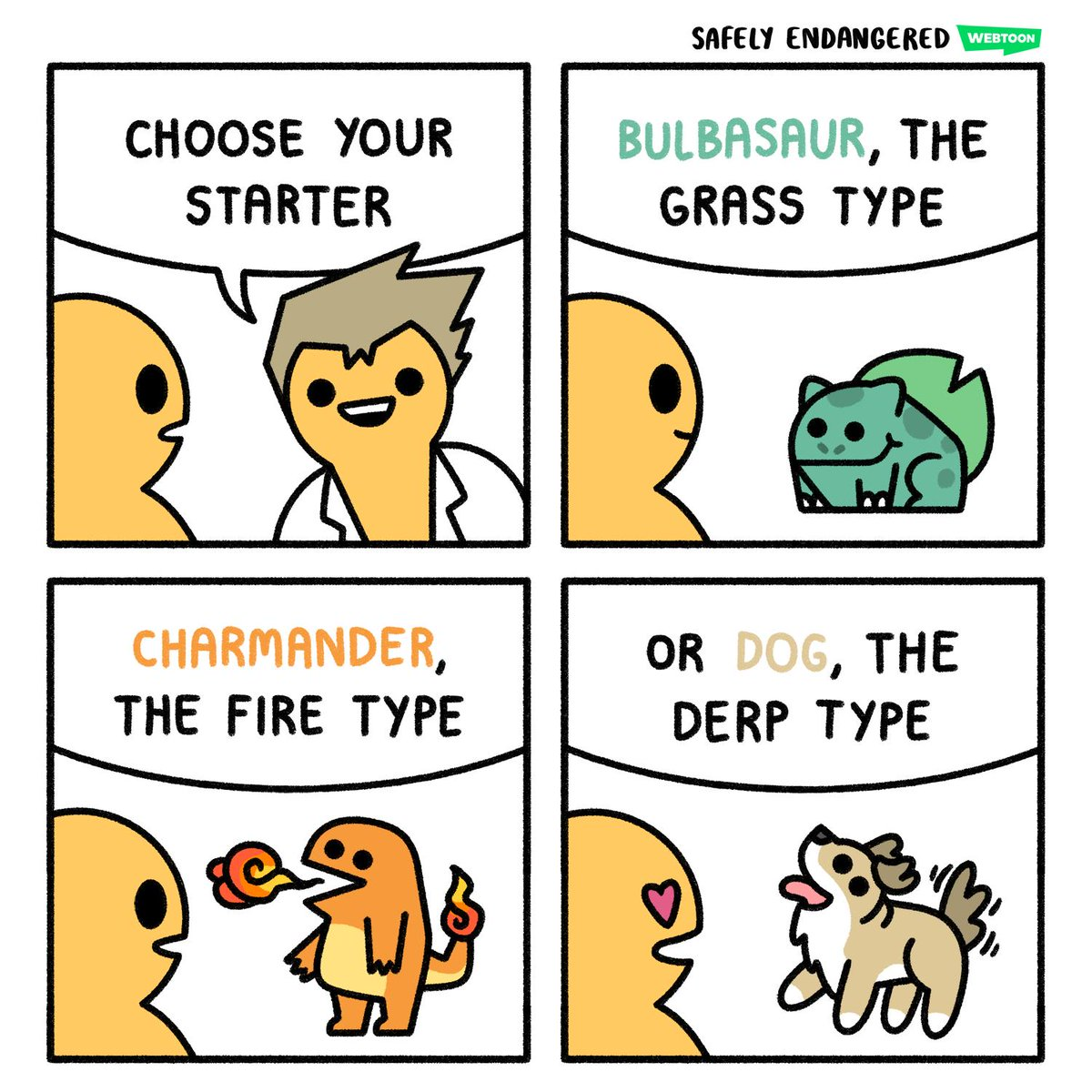 Safely Endangered (@EndangeredComic) | Twitter