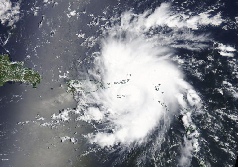 NASA Space Center Prepares for Hurricane Dorian as Satellites Track Storm http://dlvr.it/RC6Zp6