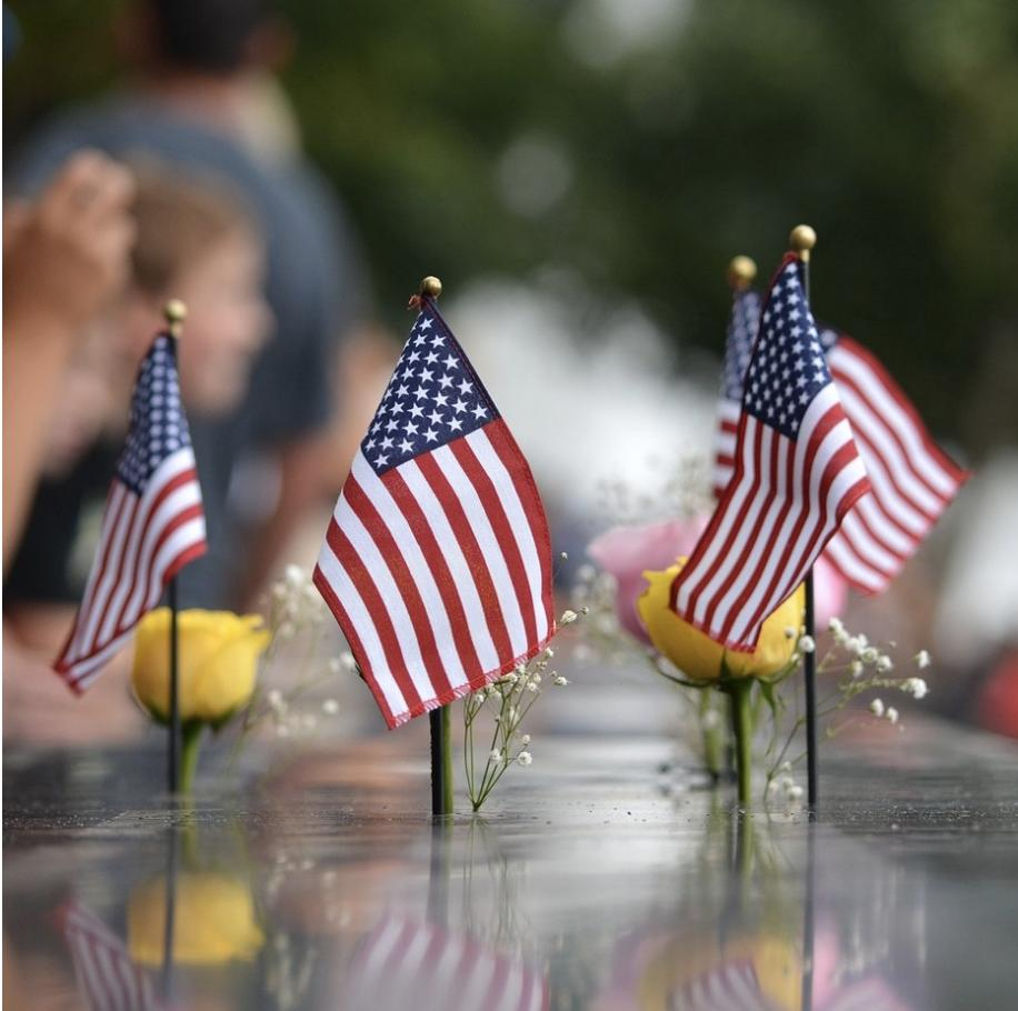 Today we remember. #NeverForget