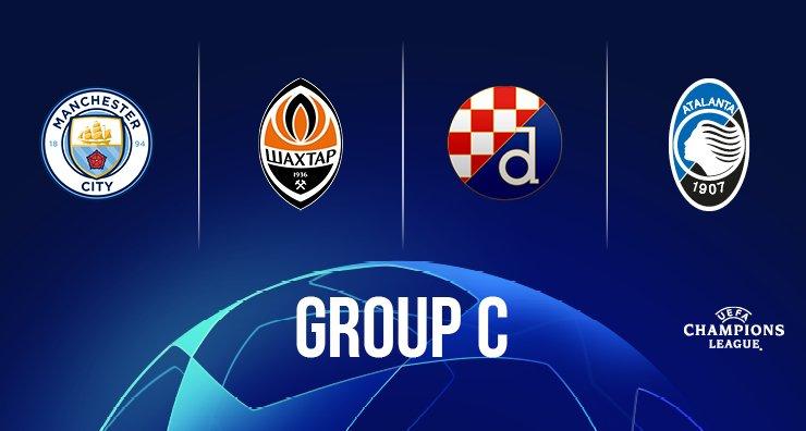 Champions League 2019/20 | Group C EDJxf7IWkAAj-m1