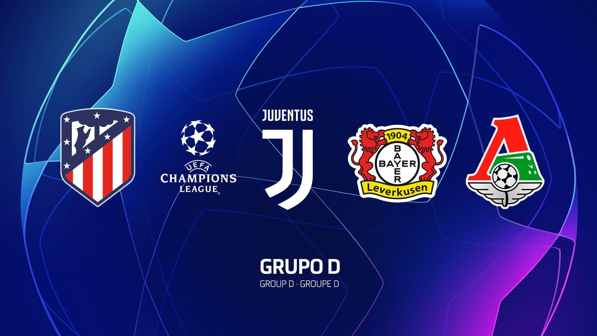 Champions League 2019/20 | Group D EDJyZNaWwAEJuZE