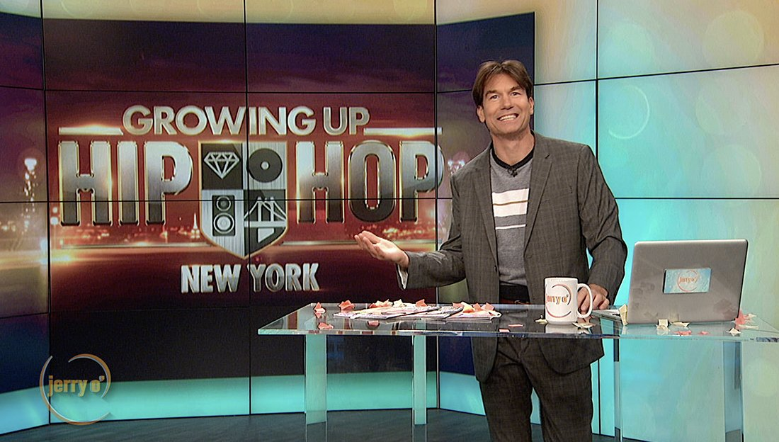 Jerry breaks down the premiere of Growing Up Hip Hop. #jerryoshow #realityrecap