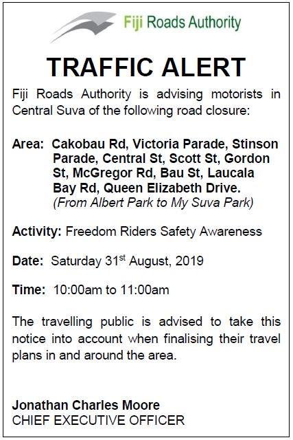 Fiji Roads Authority (@FijiRoads)   Twitter