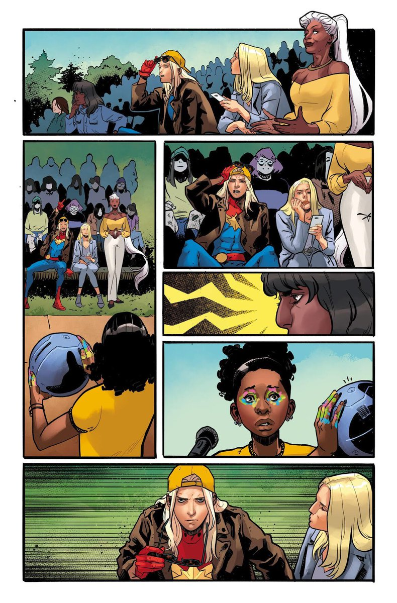 Fearless #1 of 3 Marvel Comics 2019