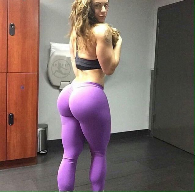 Tight Yoga Pants Cameltoe