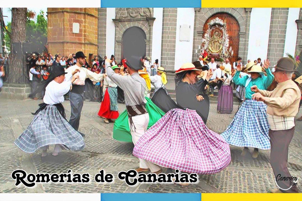 Calendario Romerias Gran Canaria 2020.Twitter ನಲ ಲ Canariasvive ಹ ಯ ಶ ಟ ಯ ಗ