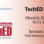 Join Damien Munroe in Germany for Rockwell Automation's TechED EMEA! Tuning PID Controllers doesn't need to be hard, learn more in session AP04 on Wednesday 10/23 https://t.co/a5NvZDPzeq