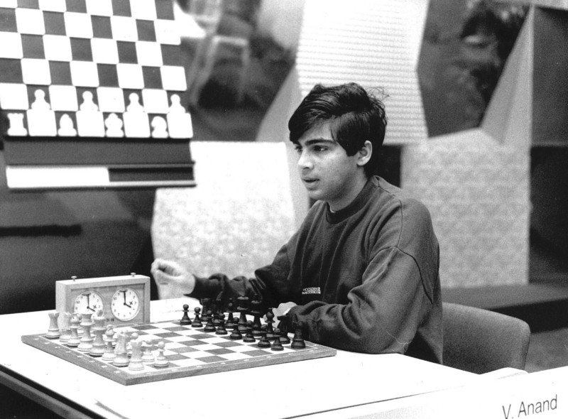 """Viswanathan Anand on Twitter: """"Actually I got my first invite in ..."""