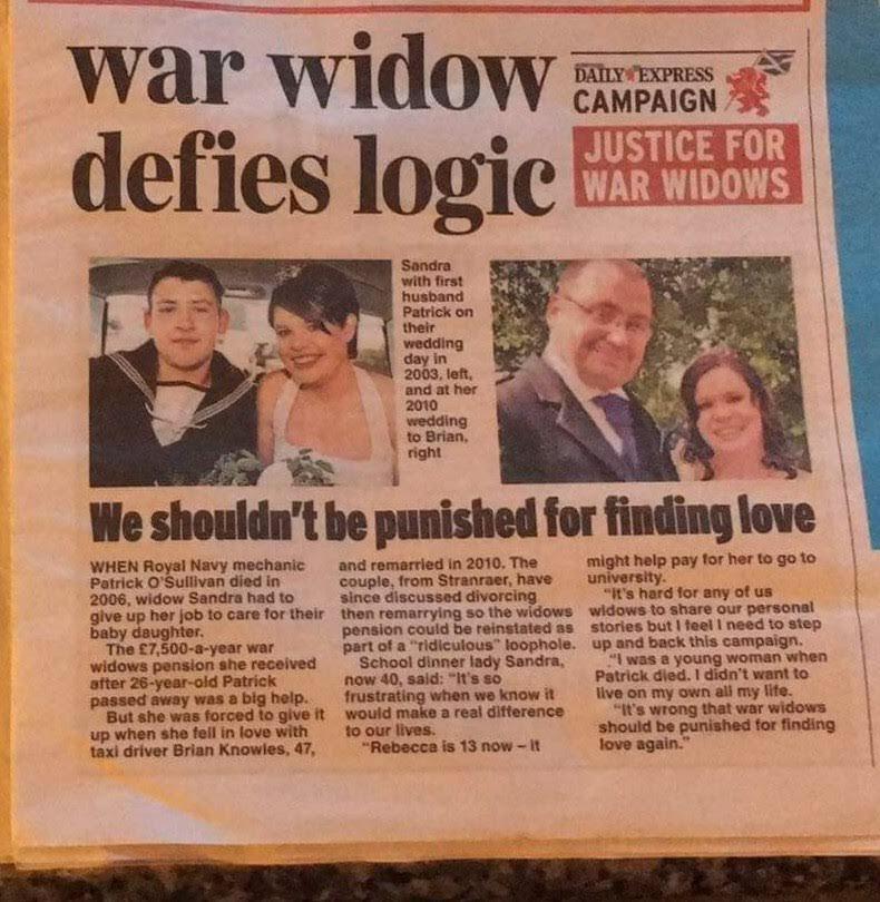 War Widows' Assoc (@WarWidowsAssoc)   Twitter