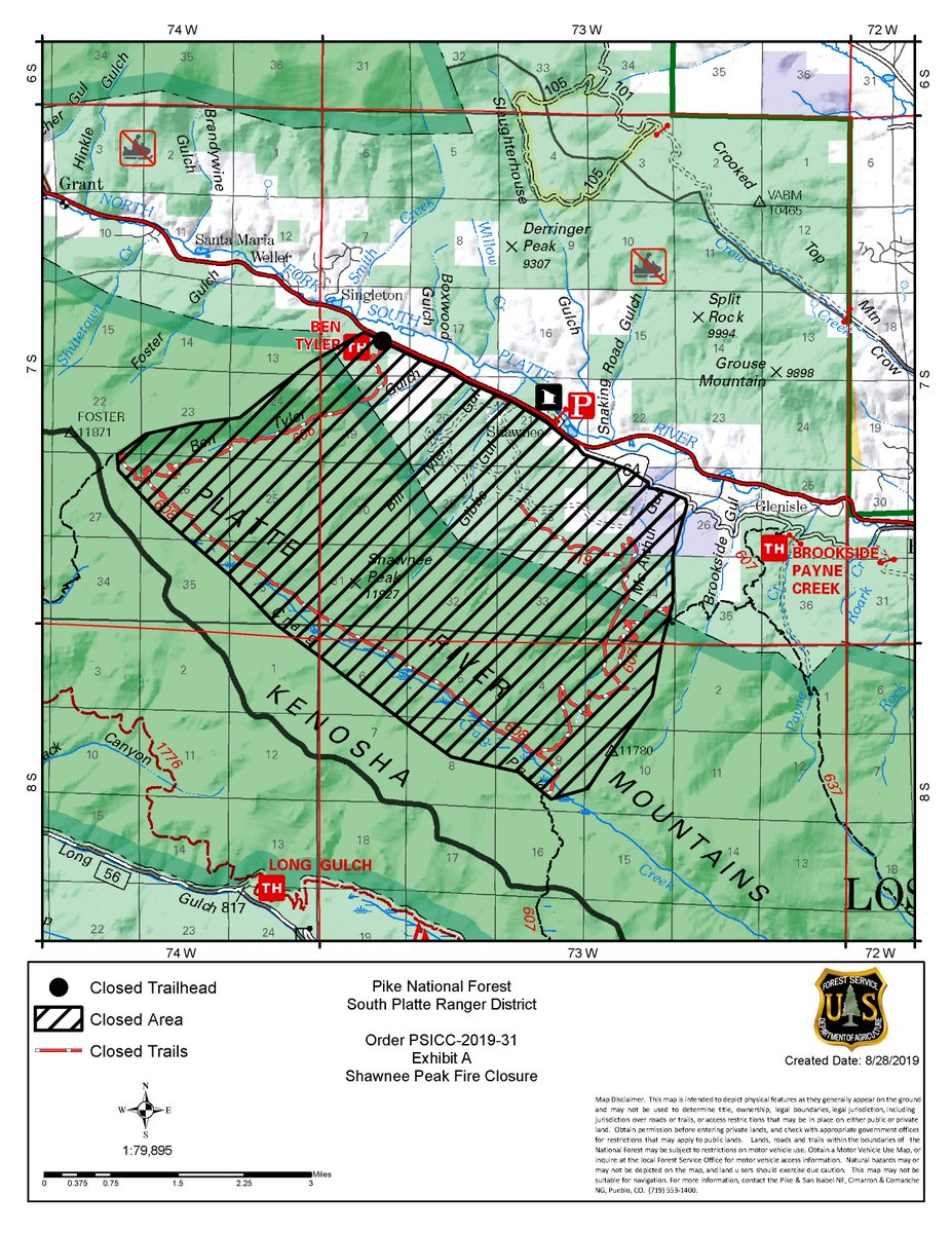 USFS_Pike&San Isabel on Twitter: