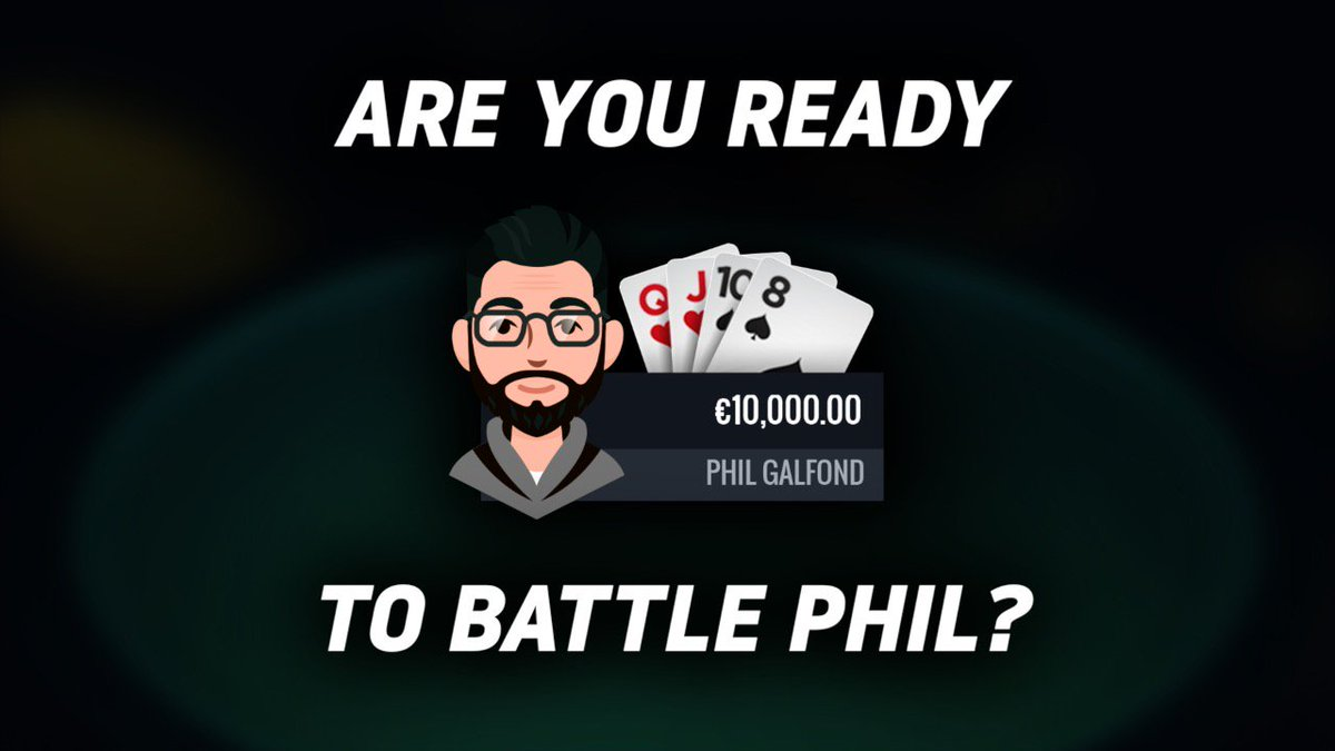 If you have never played with @PhilGalfond before, here's your chance 👇 once.run/32gMJI3